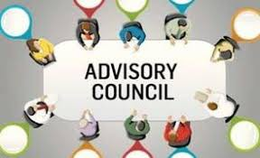 ADVISORY COUNCIL 2019-2020  BE IN THE ROOM WHERE IT HAPPENS!