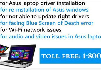 Asus Laptop Support
