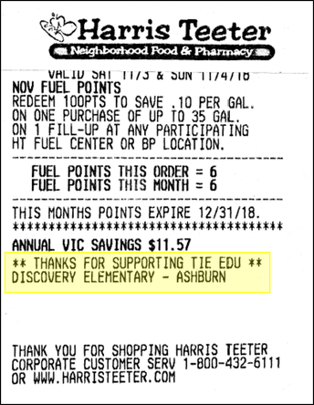 Shop for the Holidays and Discovery Earns!