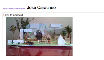Maestra Silvia's Native American Diorama projects