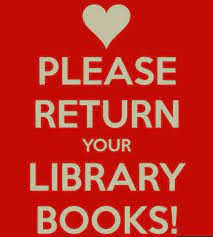 Time to Return Library Books