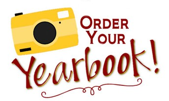 Yearbook Information Coming Home Soon!