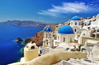 Greek Islands trip for two!
