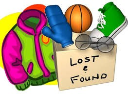 Lost and Found - Act before Friday!