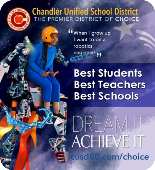 CUSD is the Premier District of Choice