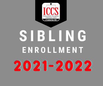 SIBLING FORMS DUE DECEMBER 18