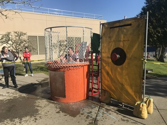 Dunk Tank Reward
