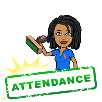 News from your Attendance Clerk ......