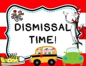 Anchors Away Dismissal Process