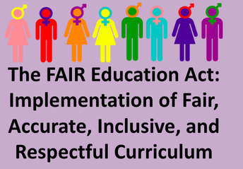 Fair Act Resources and Informational Slidedeck
