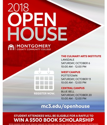 MCCC Open House 2018