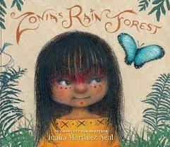 ZONIA'S RAIN FOREST by Juana Martinez-Neal