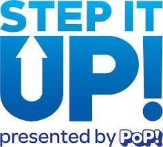 STEP IT UP! Prize Distribution