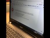 Recording questions