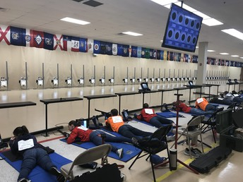 Rifle Camp:  July 29-August 3