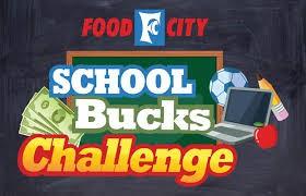 FOOD CITY BUCKS!