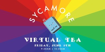 Publishing House Tea-this Friday, June 5