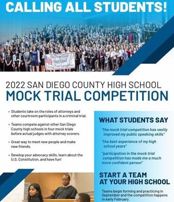Mock Trial Interest Meeting