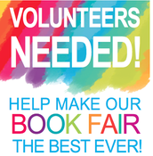 BOGO Book Fair - Volunteers Needed!
