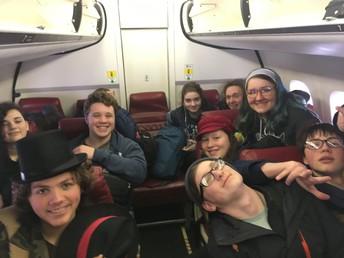 The Flight to Juneau