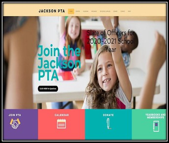 Jackson PTA Website