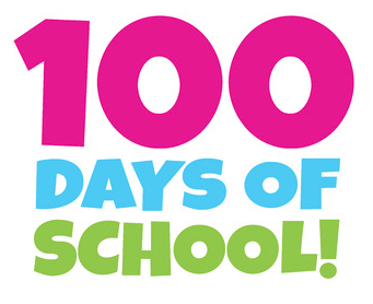 The 100th day of school is tomorrow!!!
