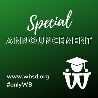 WBSD Board of Trustee Vacancy