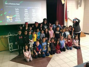 First Grade Rock Stars