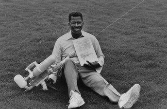 Lonnie Johnson, Inventor of the Super Soaker, and NASA Scientist