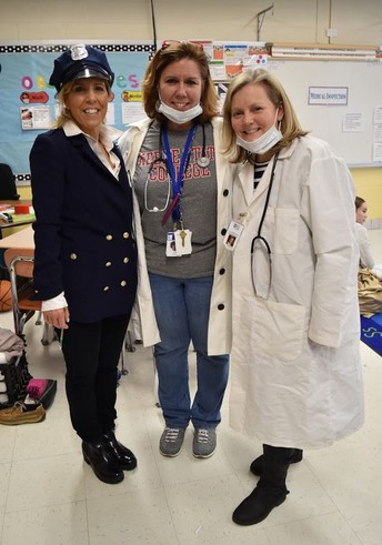 fourth grade immigration day