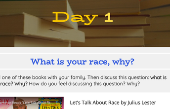 7-Day Racial Equity Challenge