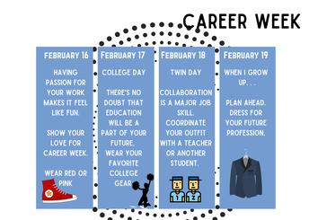 Career Week at FSA!