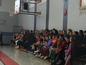 Middle School Band Presentation