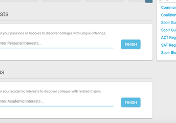 Personal and Academic Interests