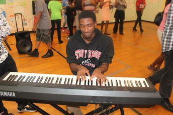Creative Concepts Award: Music Club w/ Taj Johnson