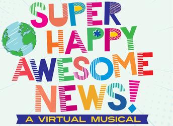 TTSD Virtual Drama Club (5th-8th Graders)