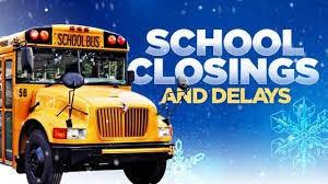 LPCS Closings and Delays