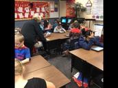 Mrs. Spurrier's ELA Class