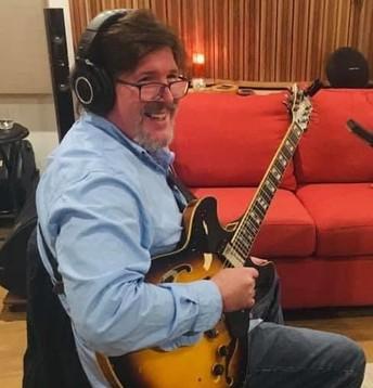 Penn Farmer-Guitar