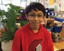 Our National Geography Bee winner