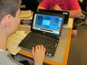 "Students perform their own ""surgery"" through an online interactive activity."