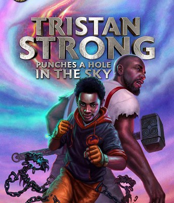 Tristan Strong Punches a Hole in the Sky, by Kwame Mbalia