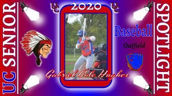 UC Class of 2020 Gabriel Cole Hughes