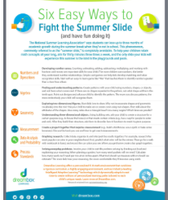 Dreambox: Six Easy Ways to Fight the Summer Slide