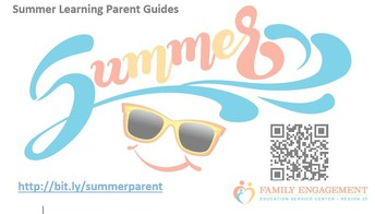 Summer Learning Parent Guides