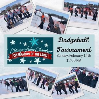 Celebration of the Lakes Dodgeball Tournament!