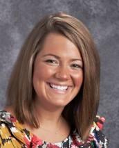 Lindsey Katz, ELA and Yearbook Faculty Advisor