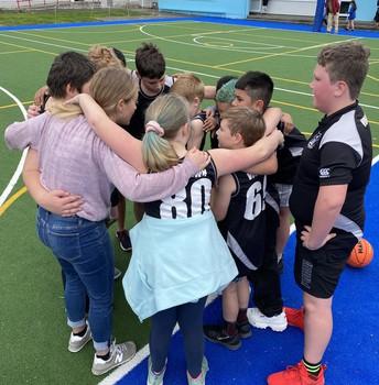 Interschool Basketball