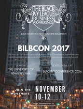 Annual Black Ivy League Business Conference