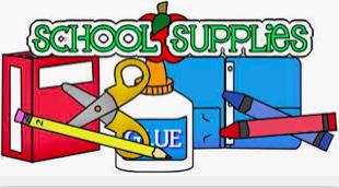 Pre-order 2020-2021 school supplies